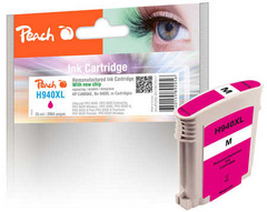 ČRNILO PEACH HP 940XL C4908AE 25ml, MAGENTA 316217