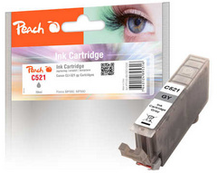 ČRNILO PEACH CANON CLI-521XL, GREY 10ml 313556