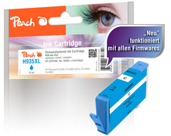 Črnilo Peach HP 935XL 12ml cyan C2P24AE 319488