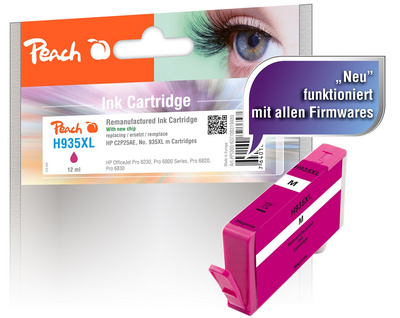 Črnilo Peach HP 935XL 12ml magenta C2P25AE 319489