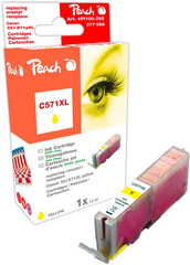 Črnilo Peach Canon CLI-571XL yellow 13ml 319680
