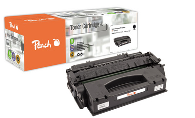 TONER PEACH HP Q7553X BLACK 7000 strani 110204